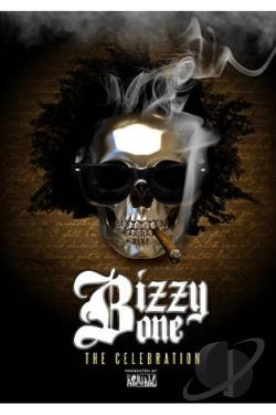 Bizzy Bone: The Celebration DVD Cover Art
