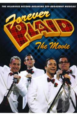 Forever Plaid DVD Cover Art