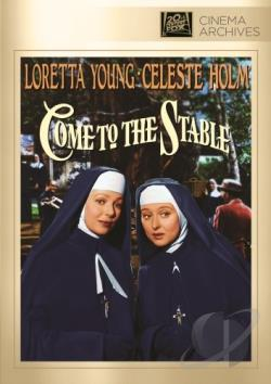 Come to the Stable DVD Cover Art