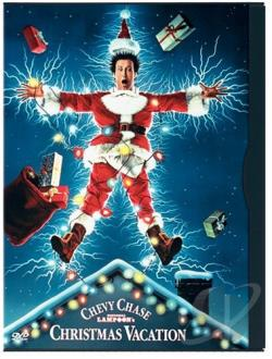 National Lampoon's Christmas Vacation DVD Cover Art