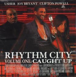 Usher - Rhythm City Volume One: Caught Up DVD Cover Art