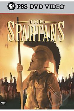 Spartans DVD Cover Art