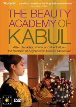 Beauty Academy of Kabul DVD Cover Art