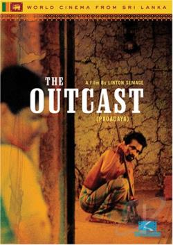 Outcast DVD Cover Art