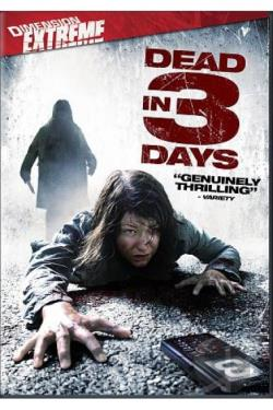 Dead in 3 Days DVD Cover Art