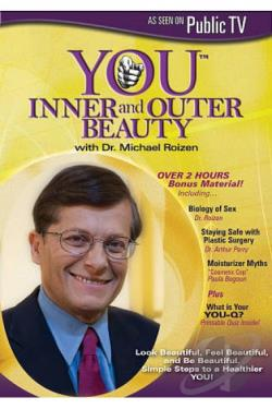 You: Inner And Outer Beauty With Dr. Michael Roizen DVD Cover Art