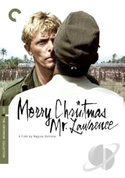 Merry Christmas, Mr. Lawrence DVD Cover Art