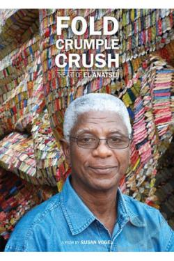 Fold Crumple Crush: The Art of El Anatsui DVD Cover Art