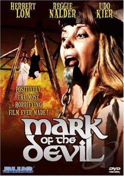 Mark of the Devil DVD Cover Art