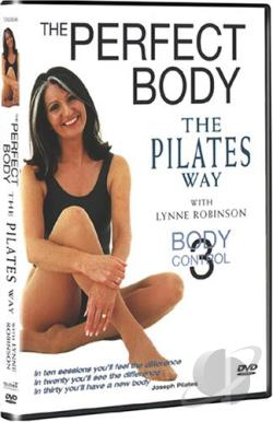 Perfect Body the Pilates Way DVD Cover Art
