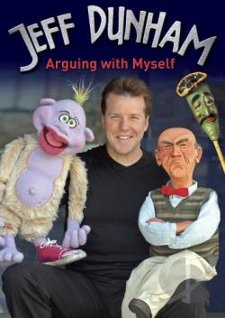 Jeff Dunham - Arguing with Myself DVD Cover Art