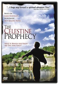 Celestine Prophecy DVD Cover Art