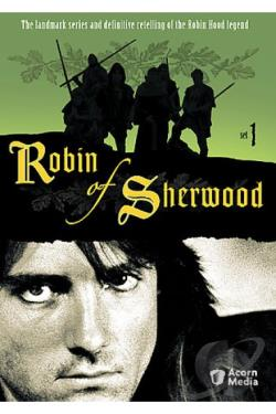 Robin of Sherwood - Set 1 DVD Cover Art
