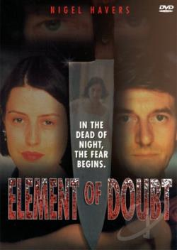 Element Of Doubt DVD Cover Art