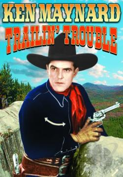 Trailin' Trouble DVD Cover Art