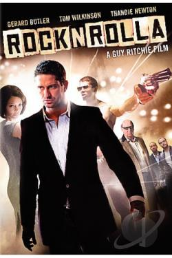 RocknRolla DVD Cover Art
