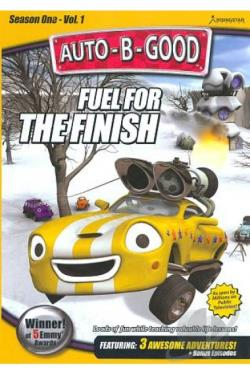 Fuel for the Finish DVD Cover Art