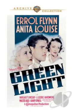 Green Light DVD Cover Art