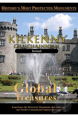 Global Treasures - Kilkenny Gill Chainnigh Ireland DVD Cover Art