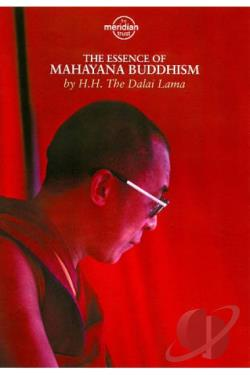 Dalai Lama: The Essence of Mahayana Buddhism DVD Cover Art