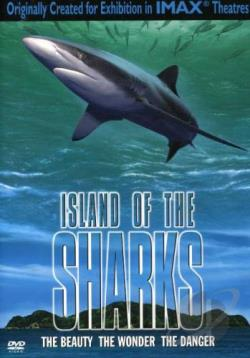 Island Of The Sharks DVD Cover Art