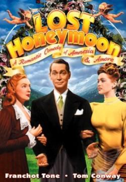 Lost Honeymoon DVD Cover Art