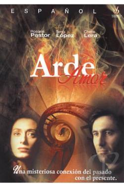 Arde Amor DVD Cover Art
