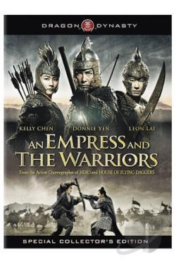 Empress & the Warriors DVD Cover Art