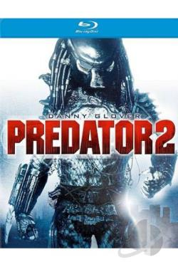 Predator 2 BRAY Cover Art