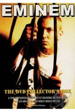Eminem: The DVD Collector's Box DVD Cover Art