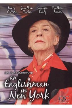 Englishman in New York DVD Cover Art