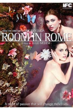 Room in Rome DVD Cover Art