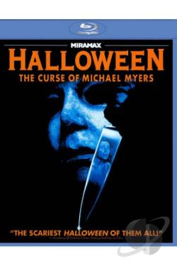 Halloween 6: The Curse of Michael Myers BRAY Cover Art