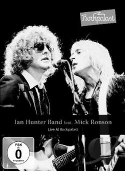 Rockpalast: Ian Hunter Band Feat. Mick Ronson DVD Cover Art
