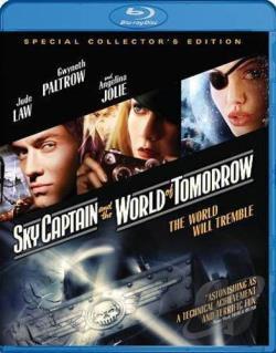 Sky Captain and the World of Tomorrow BRAY Cover Art