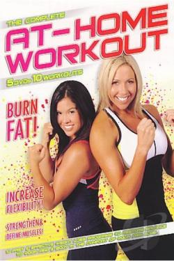 Complete At-Home Workout DVD Movie