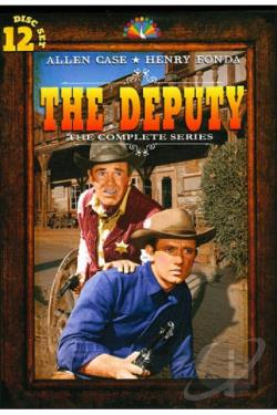 Deputy - The Complete Series DVD Cover Art