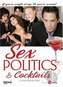 Sex, Politics & Cocktails DVD Cover Art