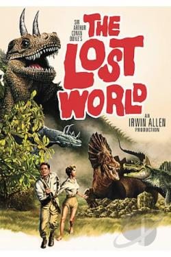 Lost World DVD Cover Art