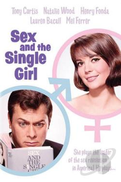 Sex and the Single Girl DVD Cover Art