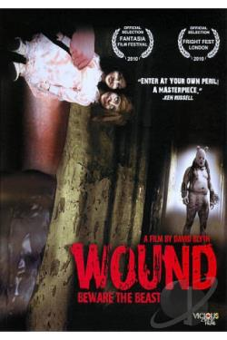 Wound DVD Cover Art
