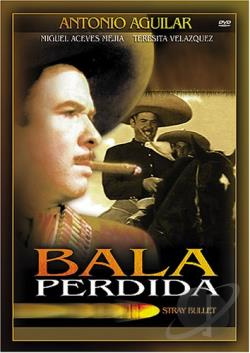 Bala Perdida DVD Cover Art