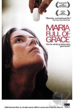 Maria Full of Grace DVD Cover Art