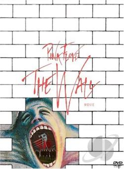 Pink Floyd - The Wall DVD Cover Art