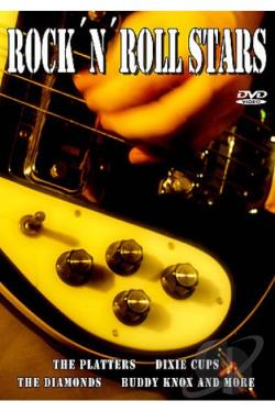 Rock and Roll Stars DVD Cover Art