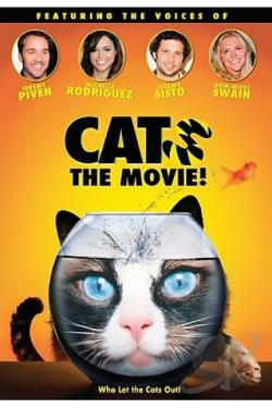 Cats - The Movie DVD Cover Art