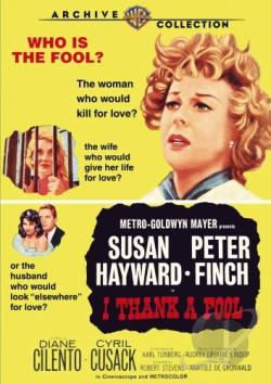 I Thank a Fool DVD Cover Art