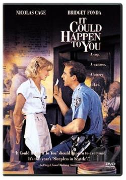It Could Happen to You DVD Cover Art