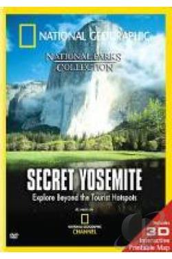 Secret Yosemite DVD Cover Art