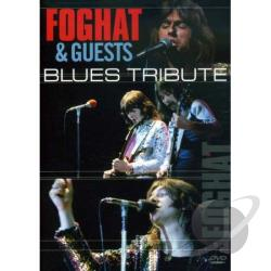 Blues Tribute DVD Cover Art